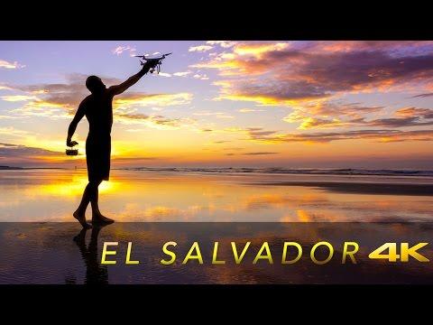 El Salvador Drone footage // 4K