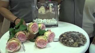 Ideas del Hogar: Como hacer un arreglo de flores (parte 1)