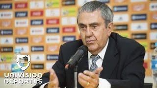 """Alejandro Rodríguez, sobre Gignac: """"No tenemos ganas de recibir una oferta ni la deseamos"""""""