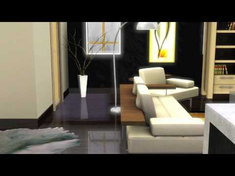 moderne mediterrane einrichtung apartment, unique and modern apartments design by lorcan architects ♯ 15 +, Design ideen