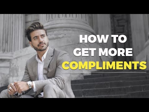 HOW TO GET MORE COMPLIMENTS | Men's Style Advice | Alex Costa