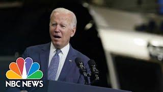 Critical Week For Biden's Multi-Trillion Dollar Spending Plans