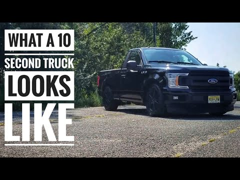 This Basic Ford F150 is Stupid Fast & The Ultimate Sleeper