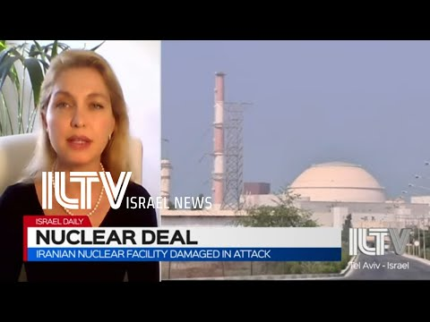 Iranian nuclear facility damaged in attack - Micky Aharonson