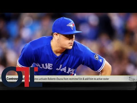 'There is no textbook' for Astros-Roberto Osuna situation | Outside The Lines | ESPN