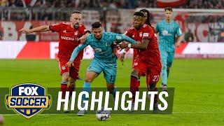 Bayern Munich vs. SC Freiburg | 2018-19 Bundesliga Highlights