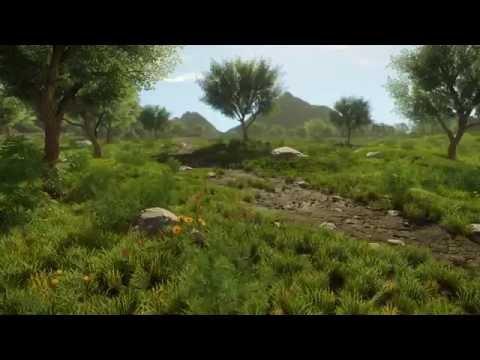 CryEngine Nature Environment by Jan Tverdik