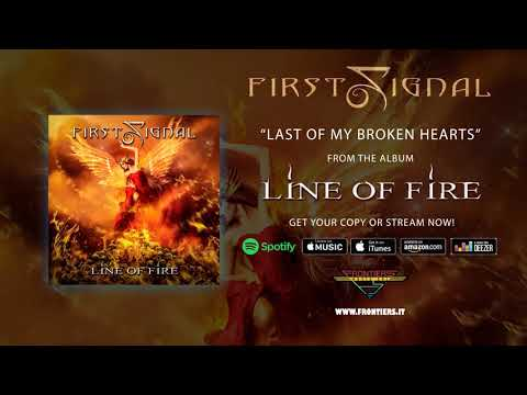 """First Signal feat. Harry Hess - """"Last Of My Broken Hearts"""" (Official Audio)"""