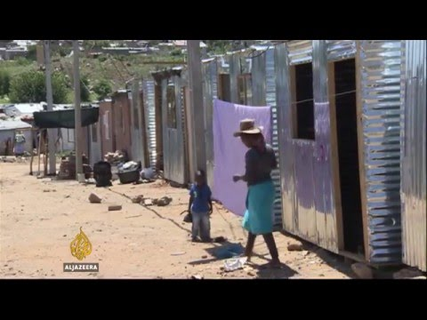 Loan sharks prey on poor South Africans