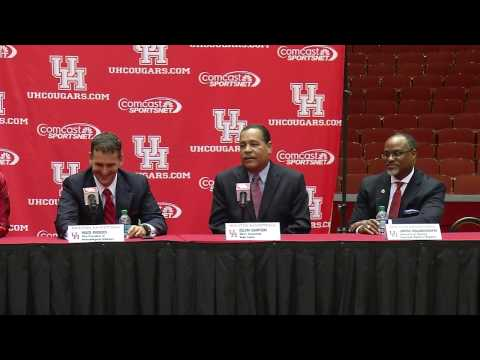 Kelvin Sampson Introductory Press Conference: Part 3