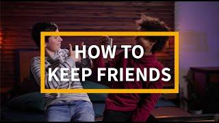 SEL Video Lesson of the Week (week 40) - Keeping Friends