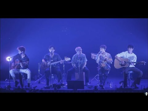 FTISLAND A Light In The Forest Acoustic live Eng Sub