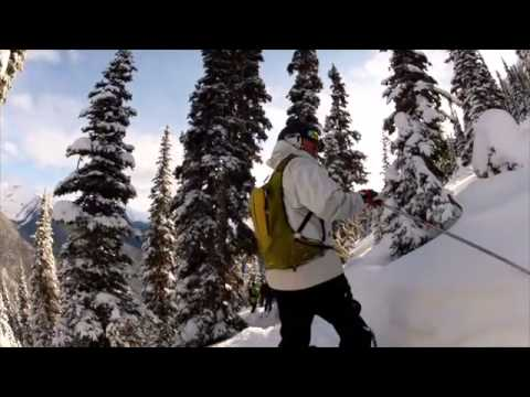 Crescent Spur Heli-skiing Tour 3