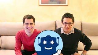 entrevista a aldo bartra   creador de el robot de platn y el robot de coln