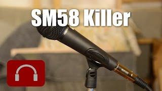 Behringer XM8500 Review