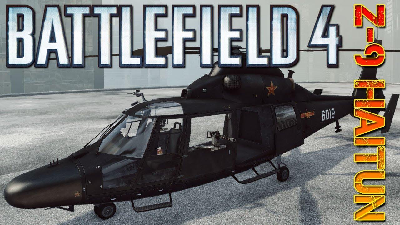 Battlefield 4 Elicottero : Battlefield helicopter teamwork z haitun chinese