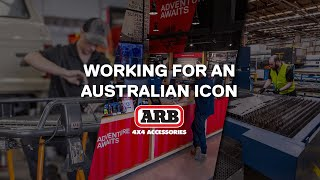 Working for an Australian Icon - ARB 4x4 Accessories