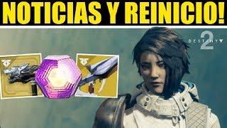 Destiny 2: Reinicio Semanal! Aventura Polaris! Estandarte de Hierro! Mapa Gratis! Ocaso y más!