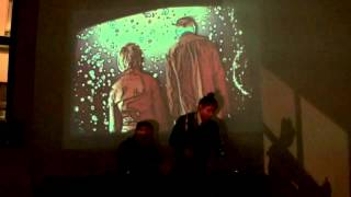 Experimental Music - ASTMA - live in Paris/France 2013 #03