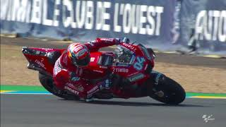 Ducati Team talk about the SHARK Helmets Grand Prix de France