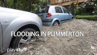 Plimmerton floods: Flash flood…