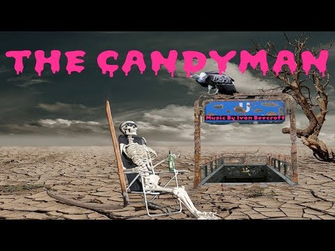 THE CANDY MAN by Ivan Beecroft