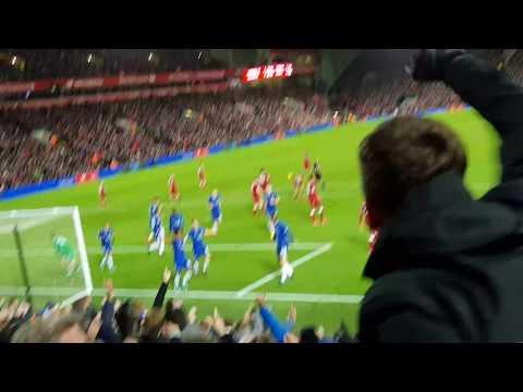 Willian VS Liverpool 2017