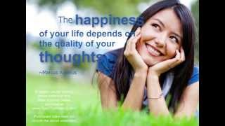 Happy Quotes: Inspiring Happiness Quote Video - Powerful Life Sayings of Happy People