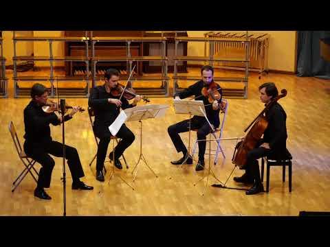 Славянский квартет для двух скрипок, альта и виолончели (в 3 частях), Игорь Аркадьевич Богданов.