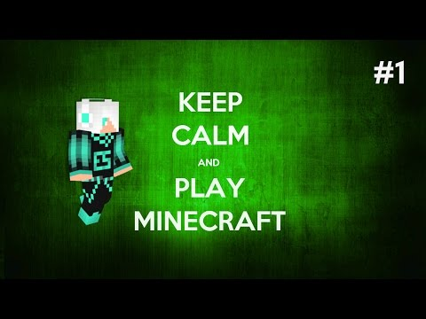 'Keep Calm and Play Minecraft' design on t-shirt, poster