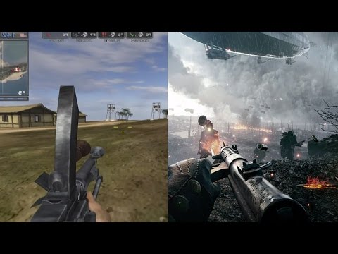 GAMING THEN VS GAMING NOW (Insane Graphics Comparison)