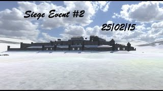 Attack of the Suisse Brigade! | Mount and Blade: Napoleonic Wars | Siege Event | 25th February 2015