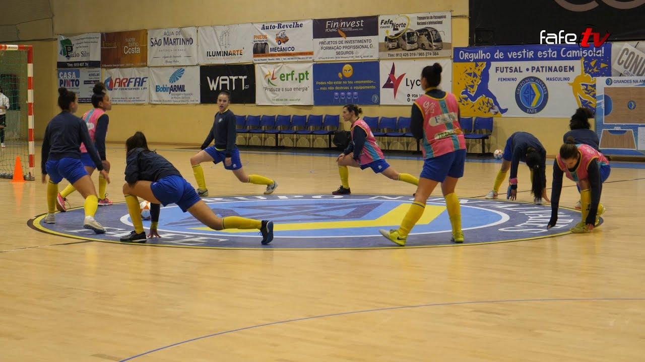 Futsal feminino: Condestáveis continuam a fazer história.