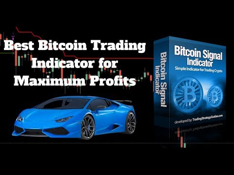 Bitcoin Signal Indicator- Best Cryptocurrency Indicator Demo