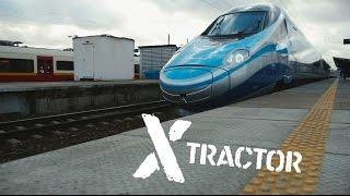 Xtractor: A SZUPERVONAT, ami lenyomja a Porsche 911-est - Pendolino, the polish supertrain
