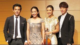クロスオーバーナイト 2016年5月17日 タイ大使館