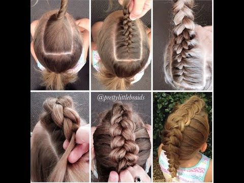 Hairstyles Step By Step 9 step by step hairstyles perfect for school Easy Hairstyles Step By Step