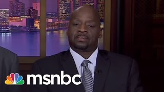 Detroit Man Beaten By Police Speaks Out | msnbc(Floyd Dent talks to Chris about being pulled from his car and beaten by police in Inkster, Michigan, as seen in dashcam video. » Subscribe to msnbc: ..., 2015-03-27T16:00:05.000Z)