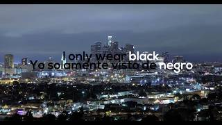 The Wombats - I Only Wear Black (Lyrics-Sub Español)