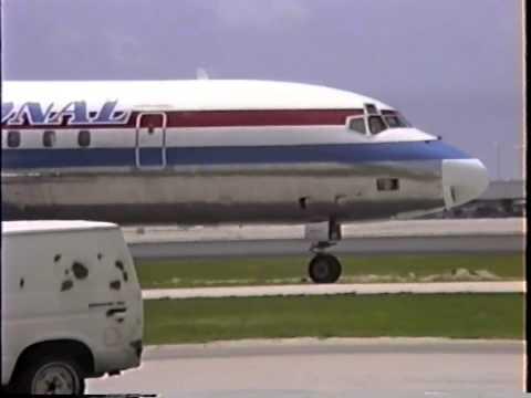 Miami International: DC-8 Heaven