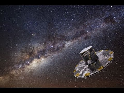 First data from ESA's Gaia mission #ESA