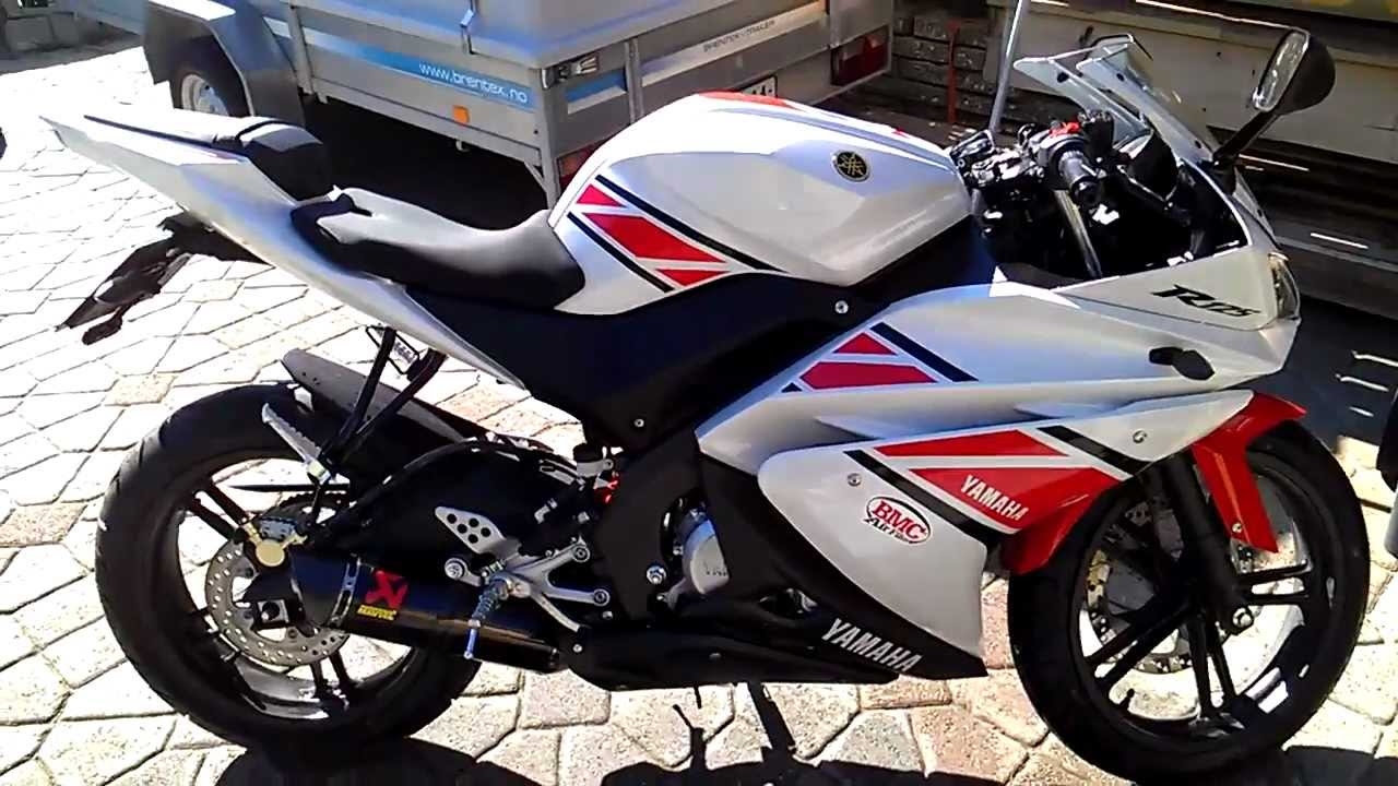 gopro yamaha yzf r125 50th anniversary youtube. Black Bedroom Furniture Sets. Home Design Ideas