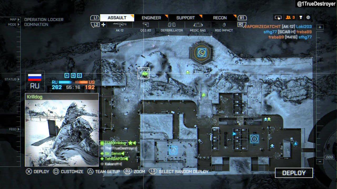 Battlefield 4 multiplayer on overclocked r7 m265