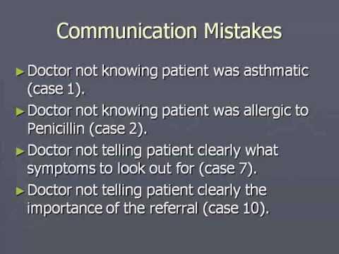 Mistakes in General Practice.flv