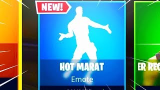 UNLOCKING New FREE EMOTE in Fortnite! New ITEM SHOP SKINS UPDATE! (Fortnite Battle Royale Live)