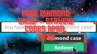 Roblox Strucid *NEW* APRIL Code - FREE DIAMOND CASE (APRIL FOOLS CODE)!