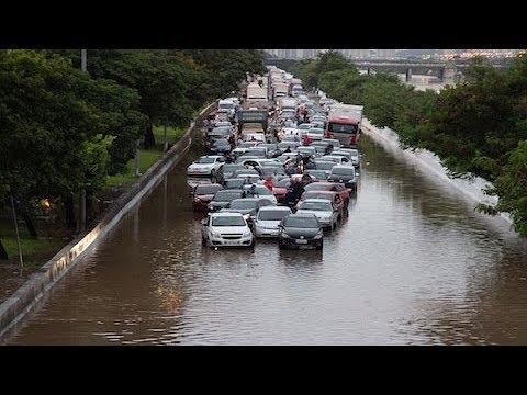 Chuva em SP deixa 12 mortos e 6 feridos na capital e na região metropolitana