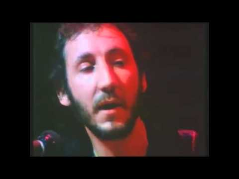 Pete Townshend - Live at the Secret Policeman's Ball, June 30, 1979
