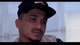 Rapper Divine talking about Mere Gully Mein & Jungli Sher at BBC