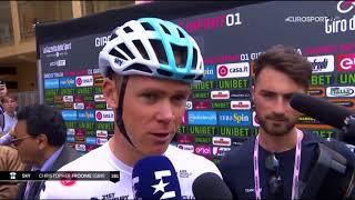 Джиро д'Италия 2018. Обзор.